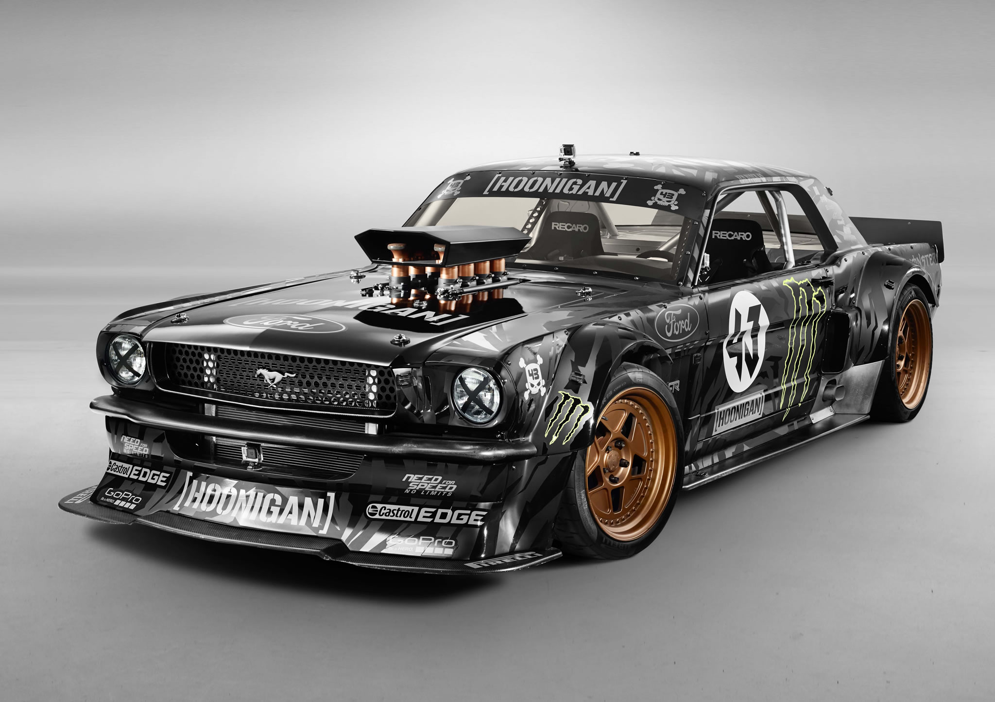 1965 ford mustang by rtr
