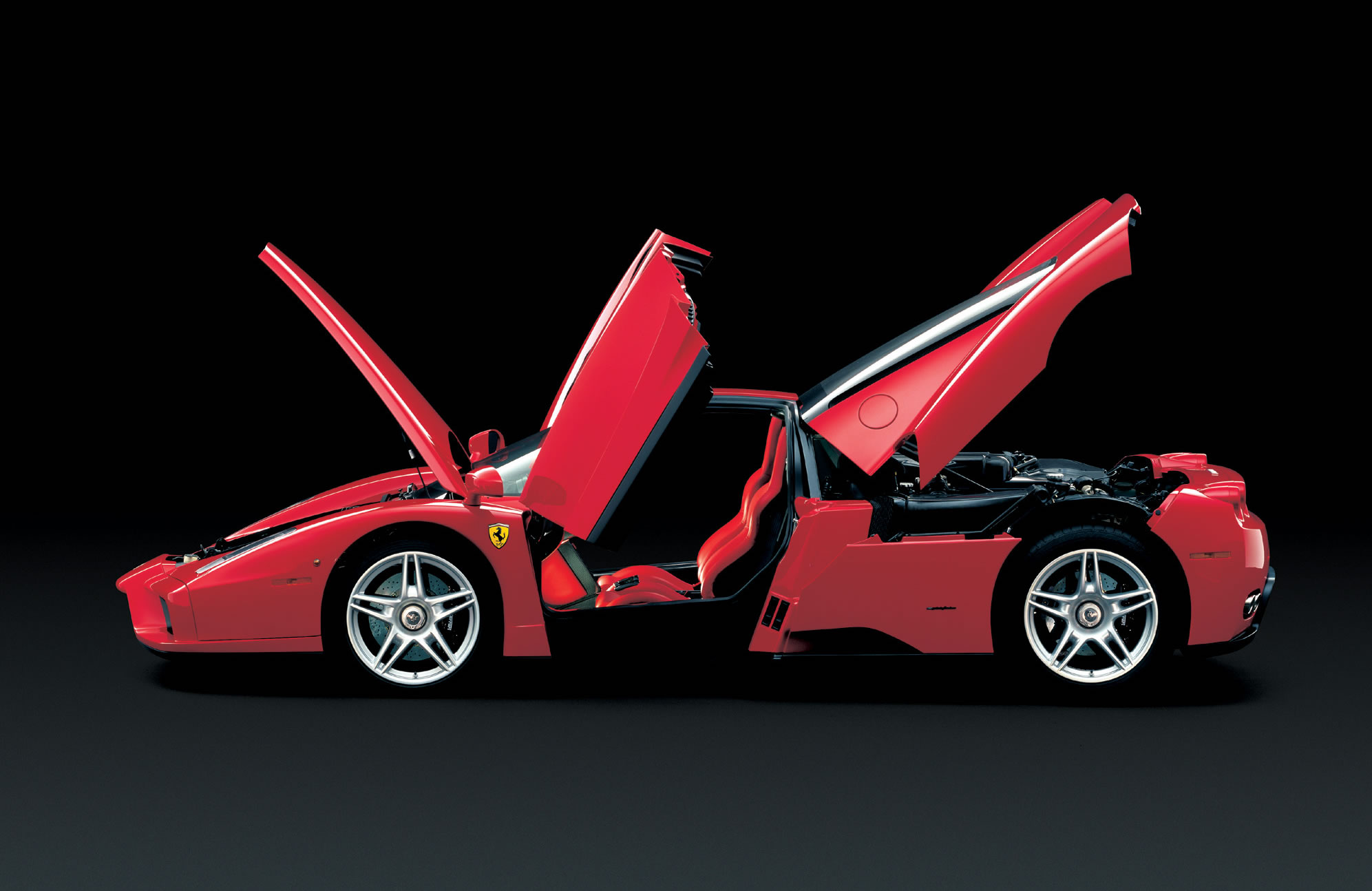 2002 Ferrari Enzo Photos Specs And Review Rs