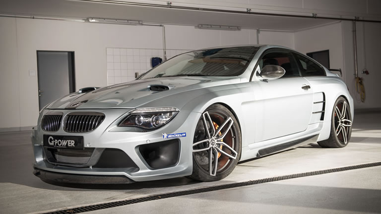 2006 bmw m6 hurricane cs by g power photos specs and. Black Bedroom Furniture Sets. Home Design Ideas