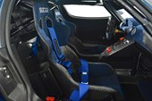 interior, seats, blue seat belts