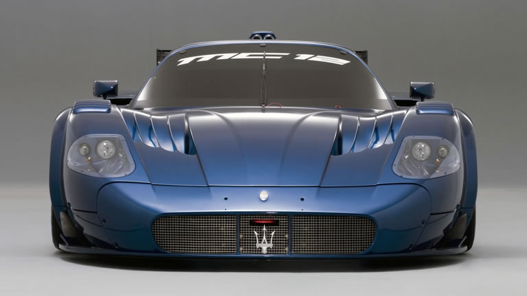 2006 Maserati MC12 Corsa Race Car