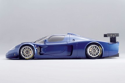 "The MC12 Versione Corse is officially available in ""Blue Victory"" color, though 