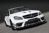 2010 Mercedes-Benz C63 AMG MC8XX by mcchip-dkr