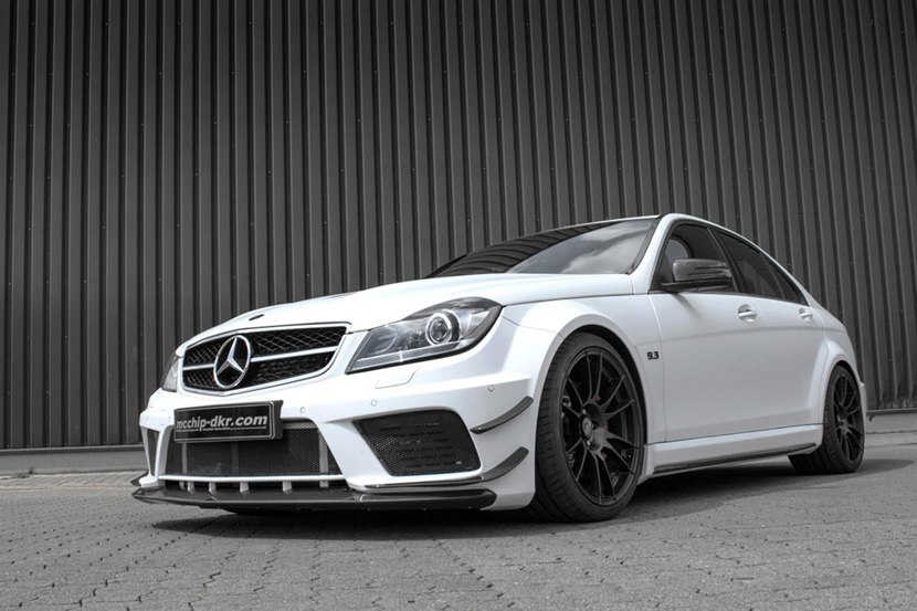 2010 mercedes benz c63 amg mc8xx by mcchip dkr front for 2010 mercedes benz c63 amg