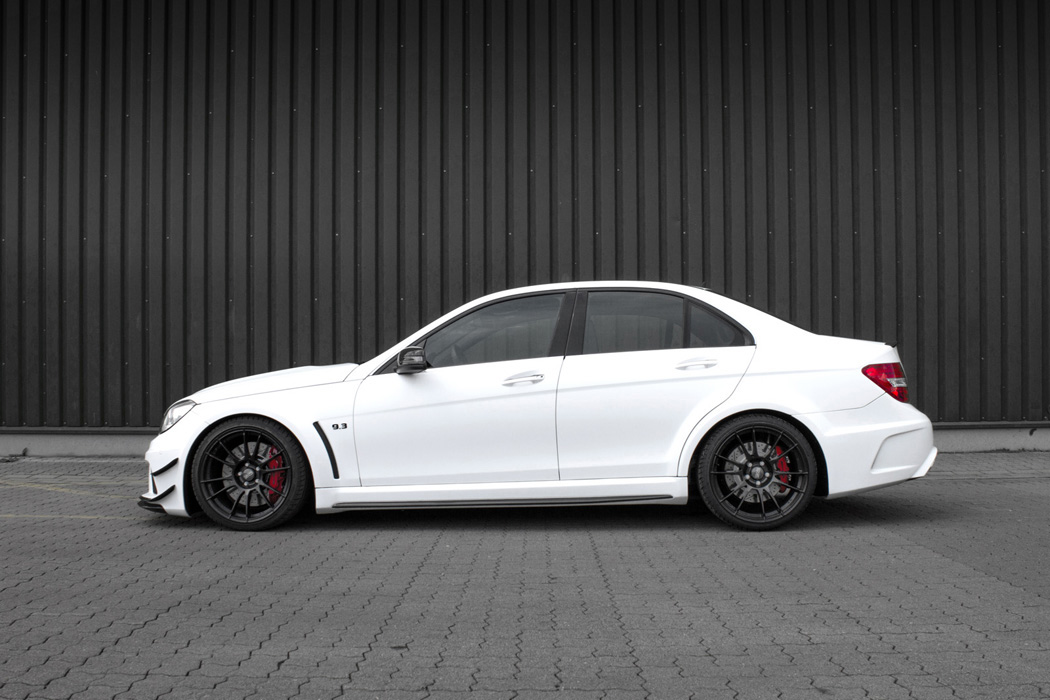2010 mercedes benz c63 amg mc8xx by mcchip dkr side for 2010 mercedes benz c63 amg