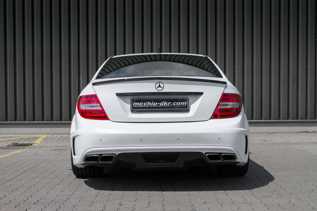 2010 mercedes benz c63 amg mc8xx by mcchip dkr rear for 2010 mercedes benz c63 amg