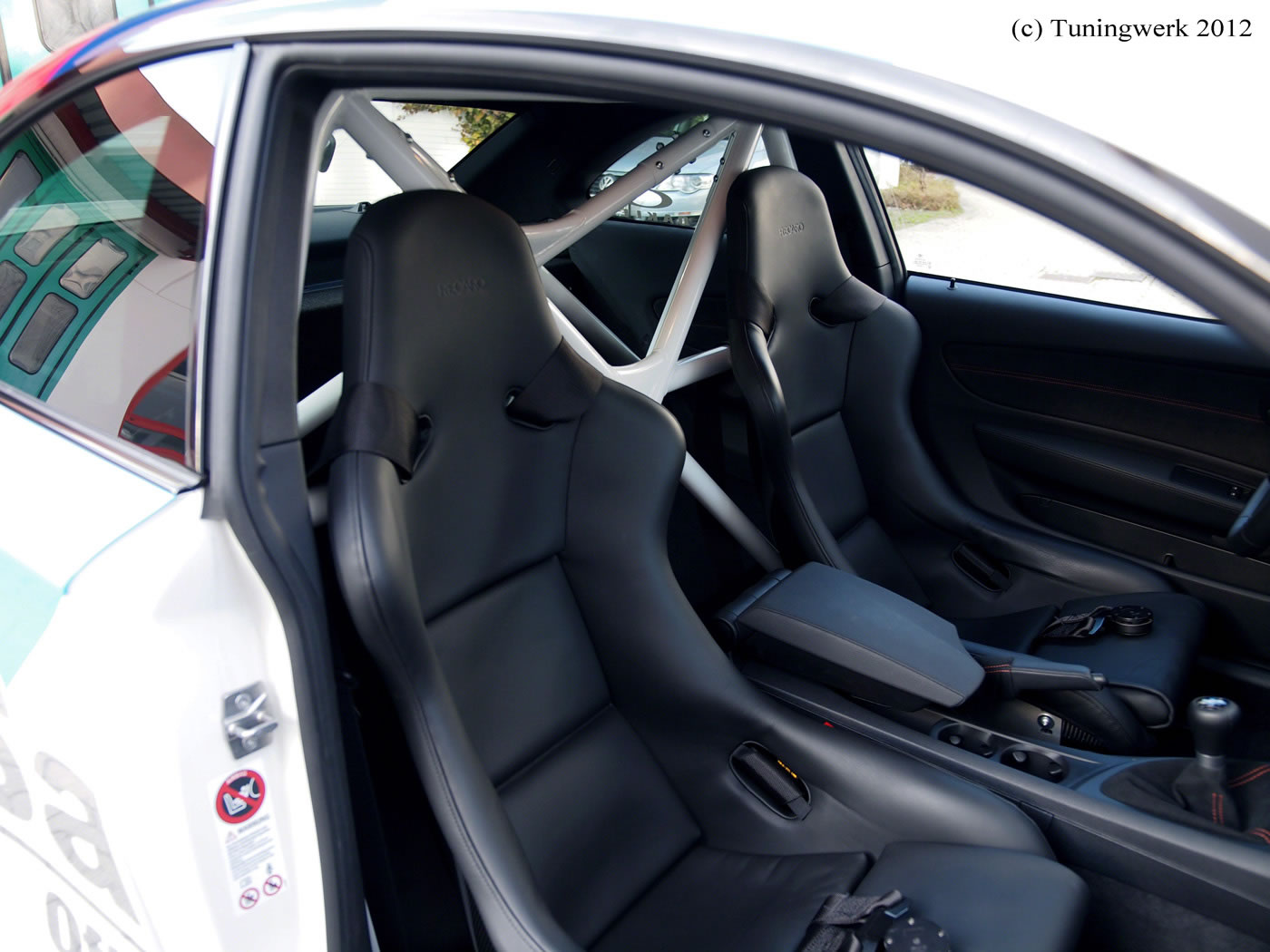 2012 Bmw 1 M Coupe Rs By Tuningwerk Interior Photo