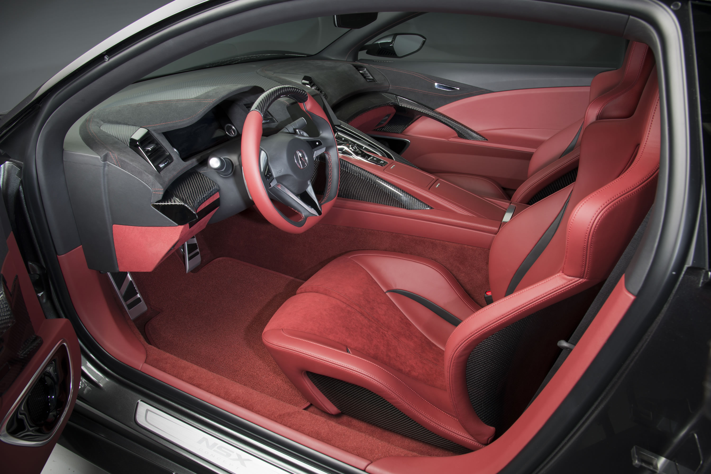 2013 acura nsx concept photos specs and review rs for Interior design concept package