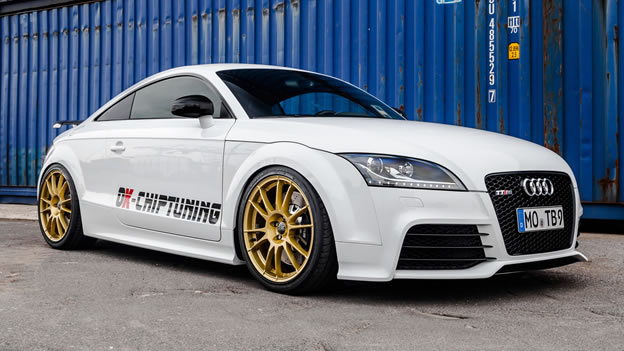 2013 Audi TT RS Plus by OK-Chiptuning Photos, Specs and Review - RS