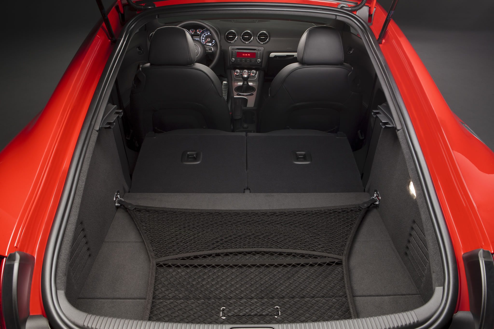 Create Wallpaper Interior Trunk 2017 Audi Tt