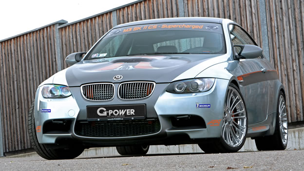 2013 BMW M3 Hurricane 337 Edition by G-Power