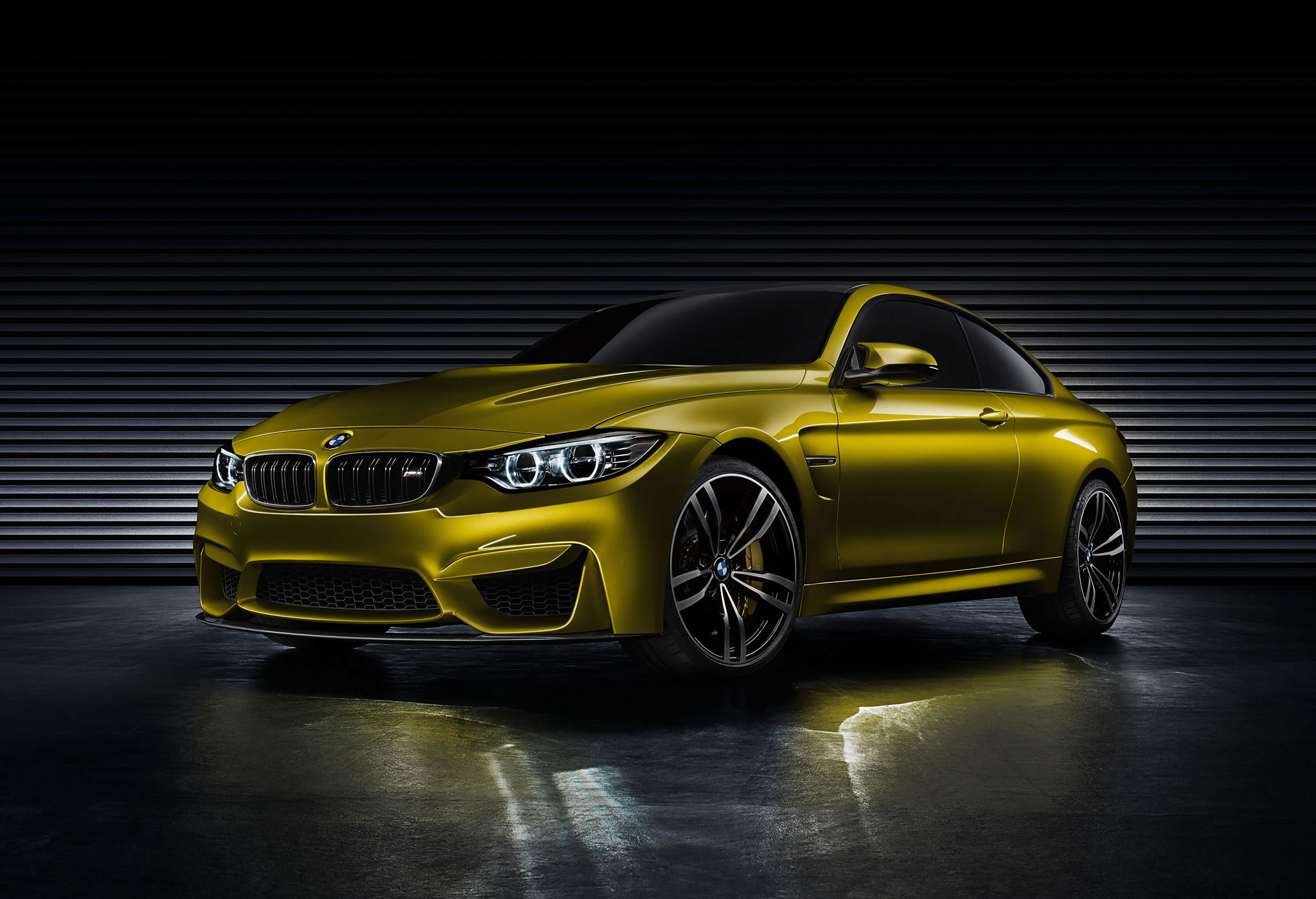 BMW M Coupe Concept Photos Specs And Review RS - 2013 bmw m4