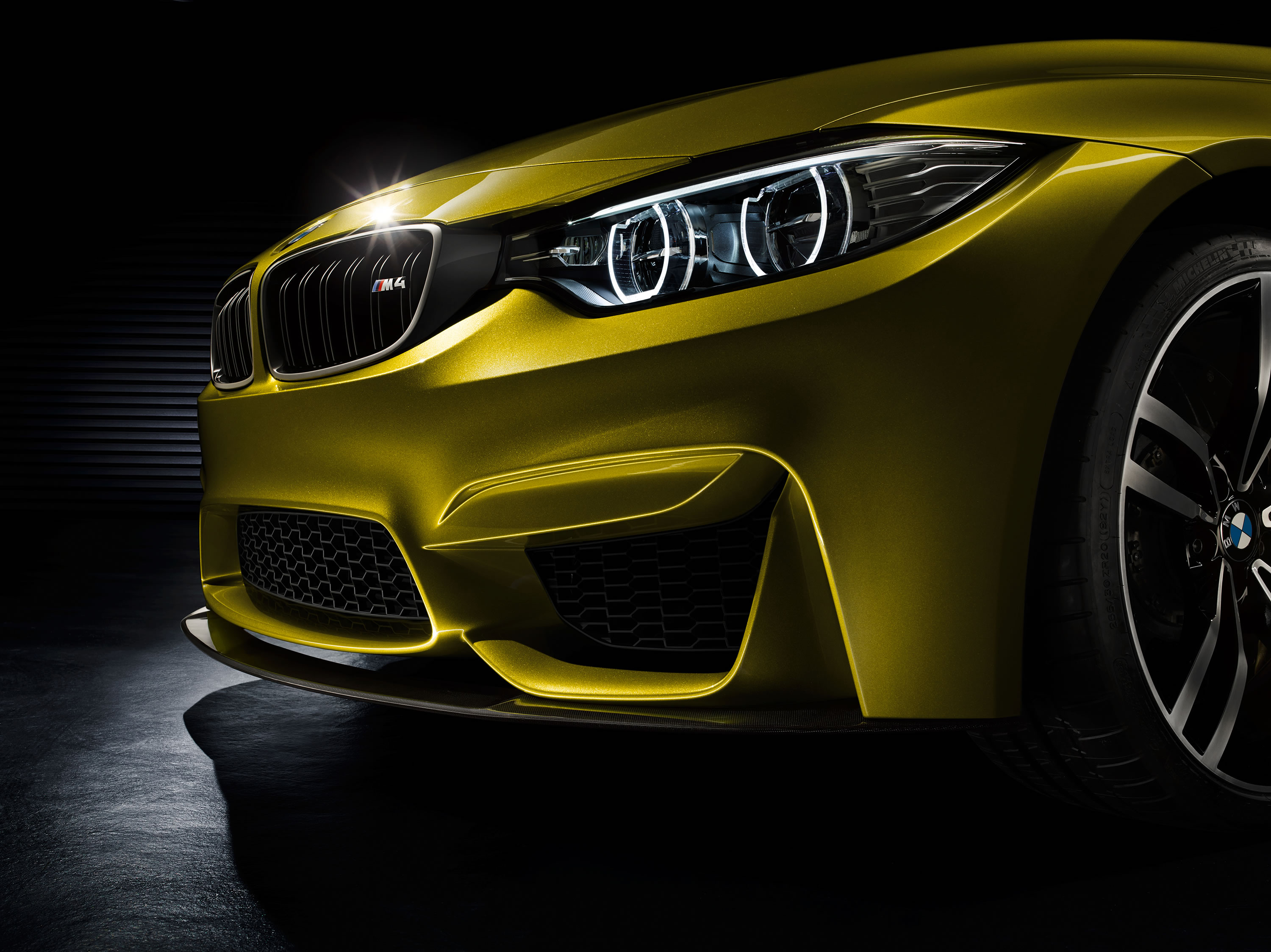 2013 Bmw M4 Coupe Concept Photos Specs And Review Rs