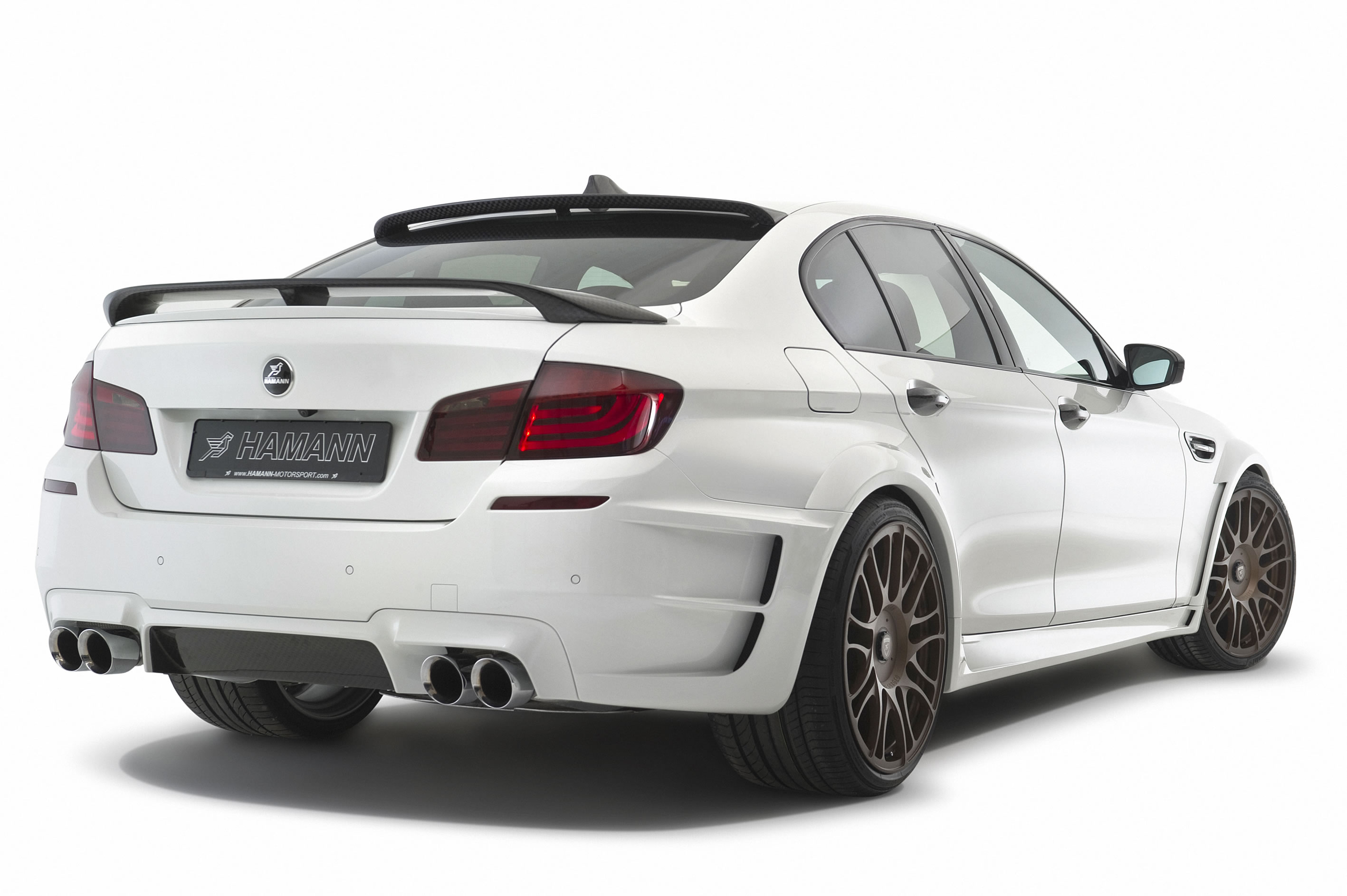 2013 Bmw M5 Widebody By Hamann Photos Specs And Review Rs