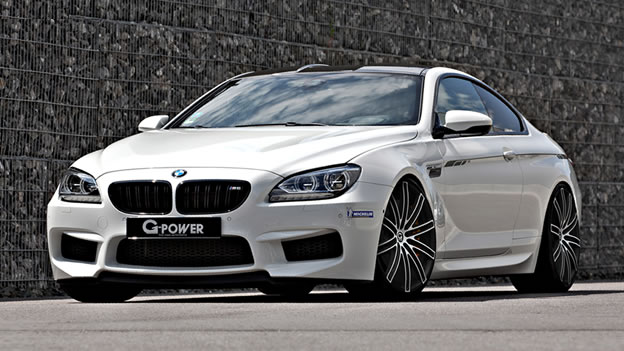 2013 BMW M6 Coupe by G-Power