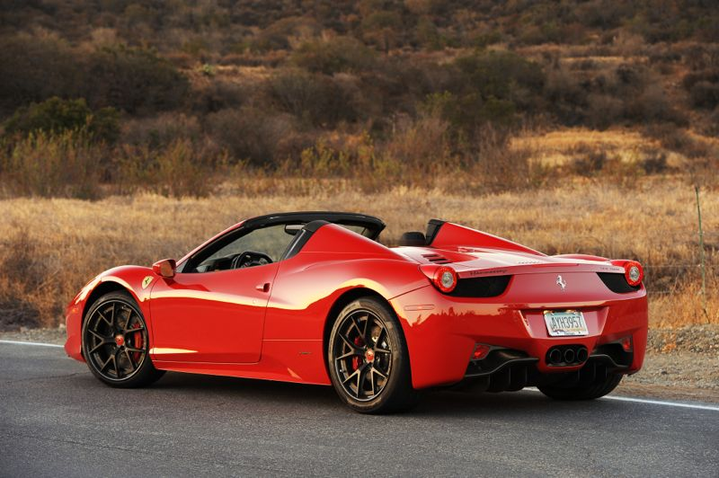 Photo Gallery: 2013 Ferrari 458 Spider HPE700 By Hennessey