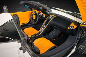GT Spider customers can choose among the finest 