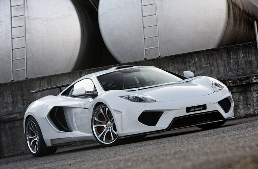 Fab Design Mp4 12c Terso Mp4-12c Terso by Fab