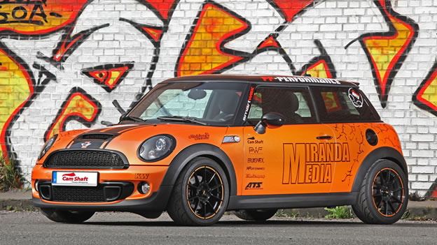 2017 Mini Cooper S By Pp Performance