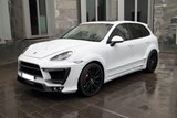 2013 Porsche Cayenne White Dream