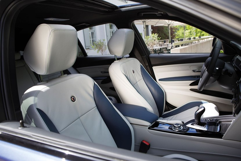 Toyota Of Anderson >> 2014 Alpina B3 Biturbo - interior photo, seats, size 2048 x 1365, nr. 22/28 - RSsportscars.com