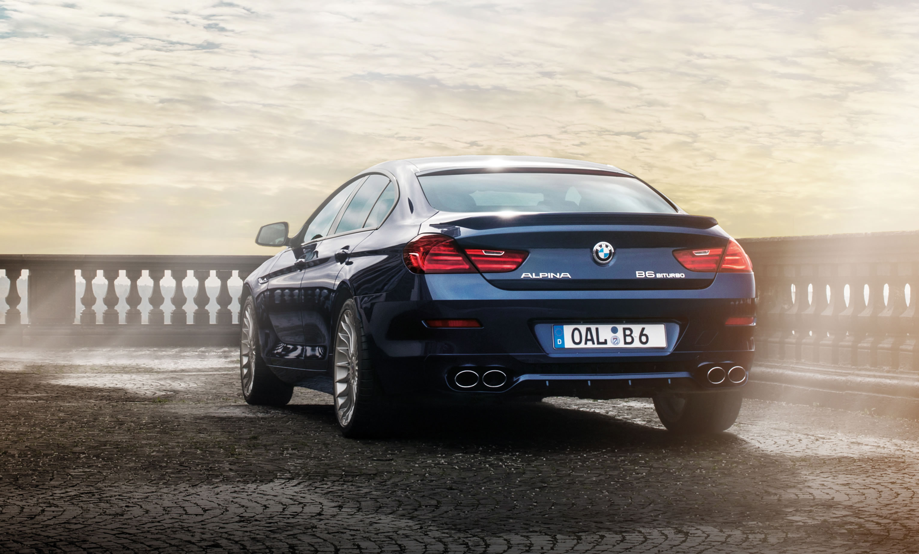 2015 Alpina B6 Biturbo Gran Coupe Photos, Specs and Review - RS
