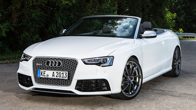 2014 Audi RS 5 Cabriolet by ABT