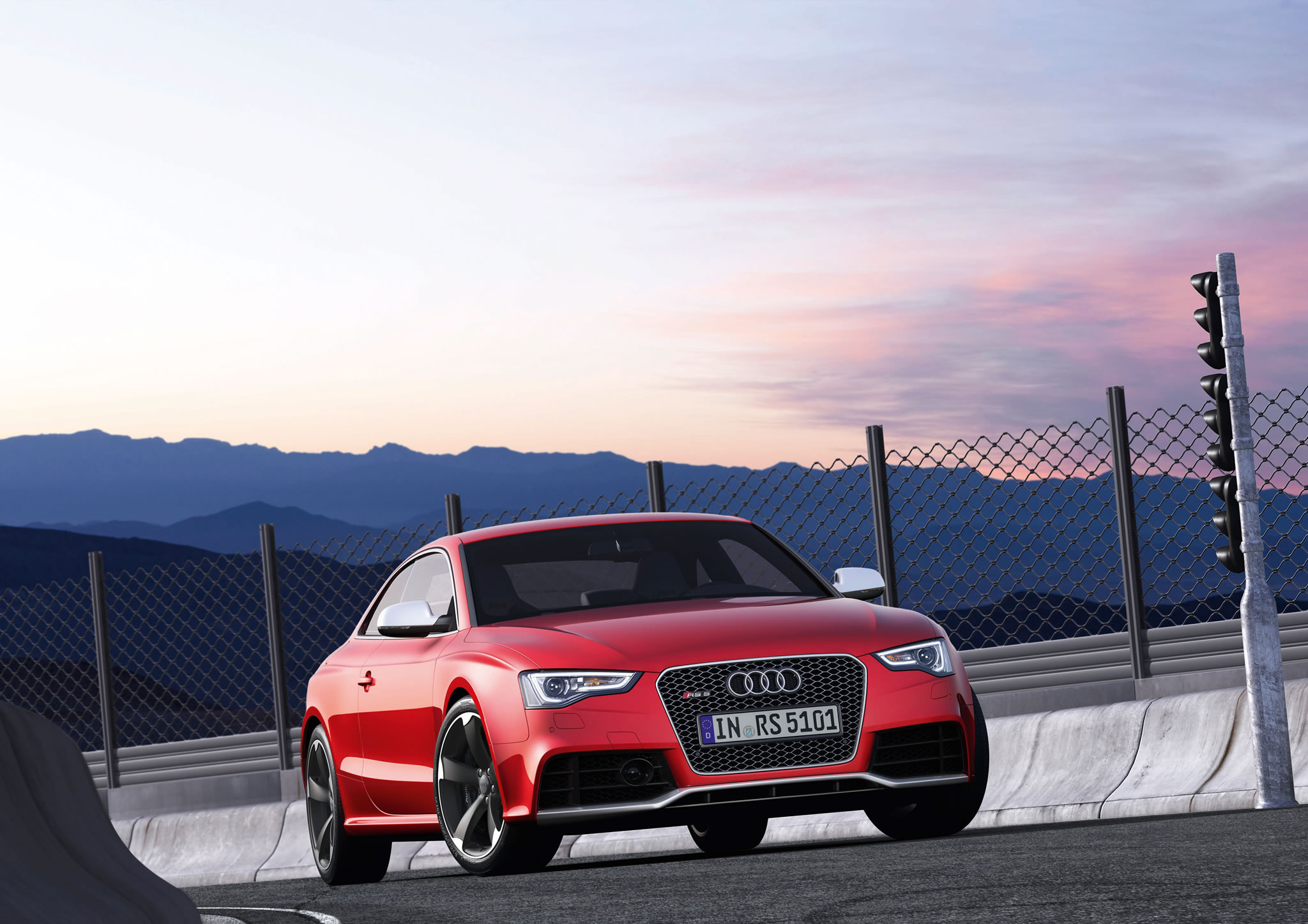 2014 audi rs 5 coupe front photo misano red color sunset size 2048 x 1448 nr 4 49. Black Bedroom Furniture Sets. Home Design Ideas