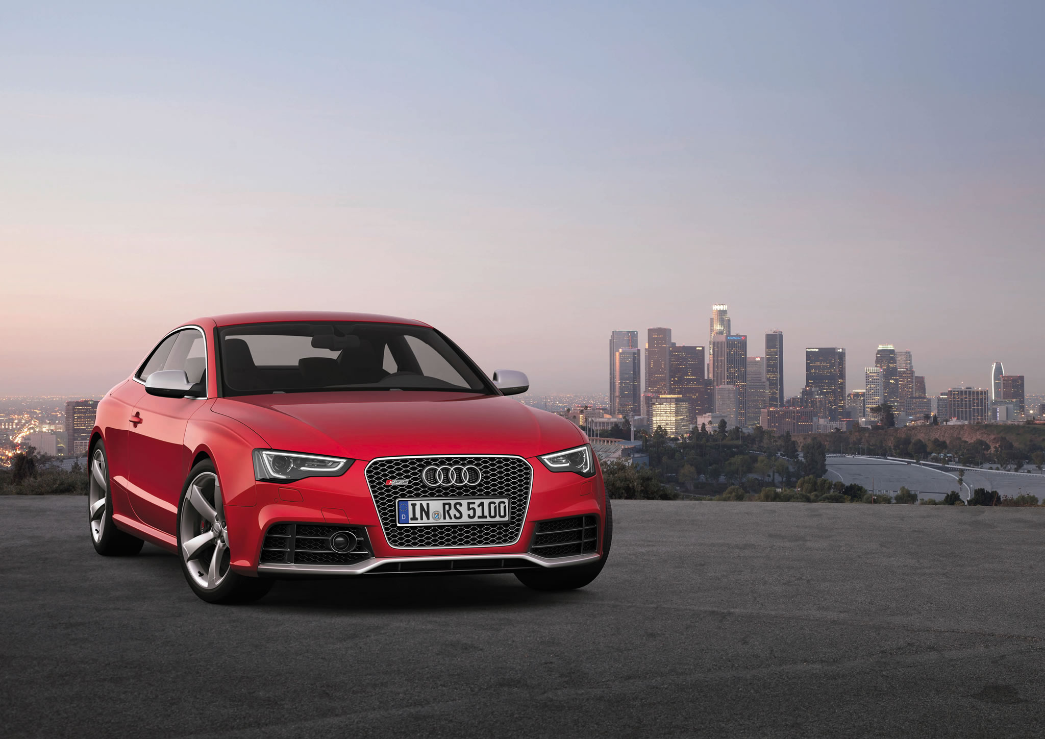 2014 audi rs 5 coupe front photo misano red color city in background size 2048 x 1448 nr. Black Bedroom Furniture Sets. Home Design Ideas