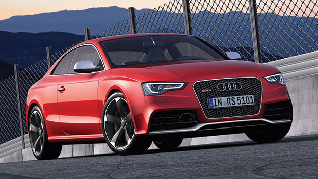 2014 Audi RS 5 Coupe