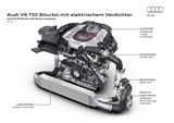 engine, electric turbochargers