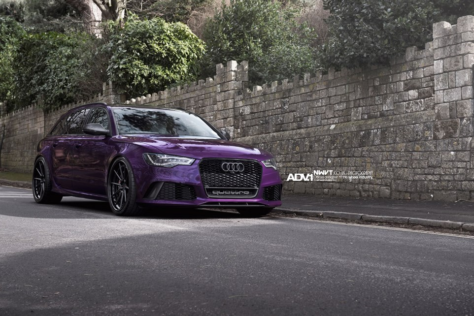2014 Audi RS6 by ADV.1