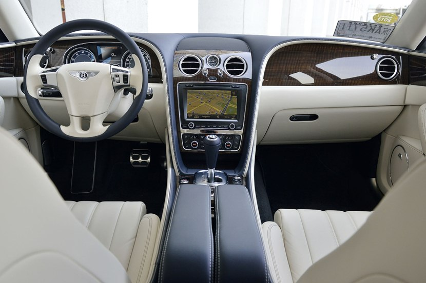 2014 Bentley Flying Spur Interior Photo Cockpit Size 2048 X 1363