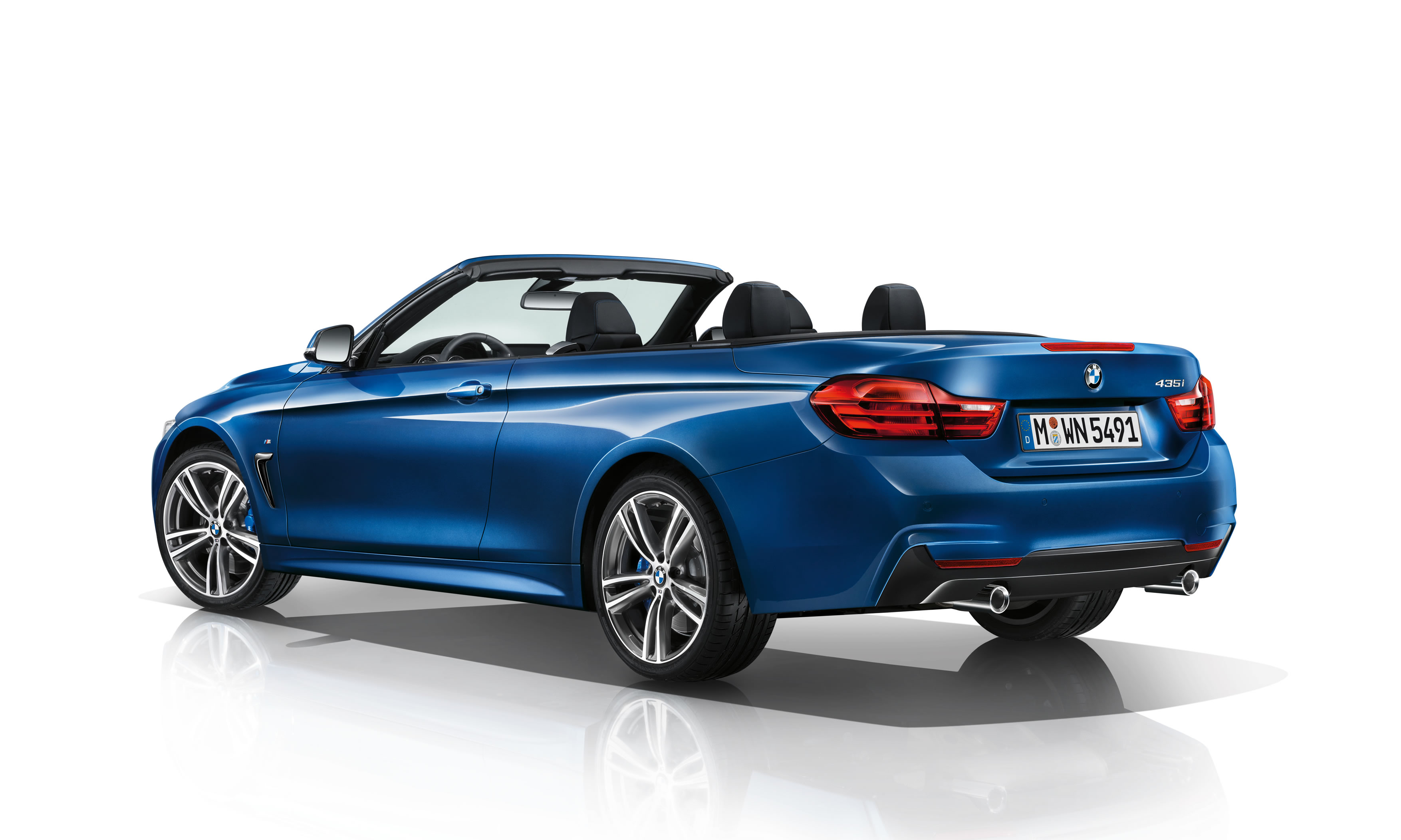 2014 bmw 435i convertible m sport photos  specs and review