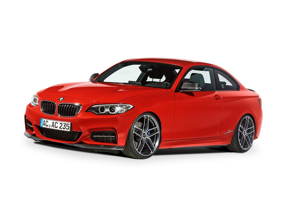 2014 BMW M235i Coupe by AC Schnitzer