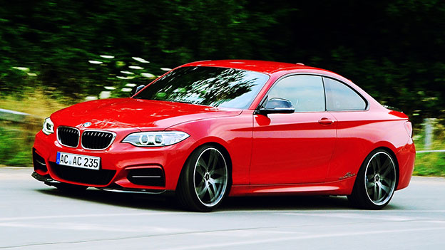 2014 BMW M235i Coupe by AC Schnitzer Photos Specs and Review  RS