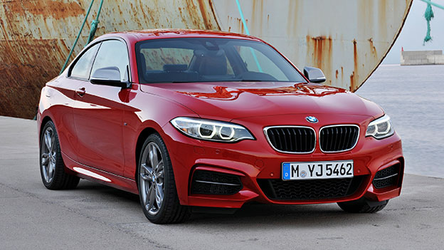 BMW Mi Coupe Photos Specs And Review RS - 2014 bmw m235i