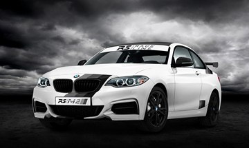 The M235i Coupe by RS-RacingTeam.