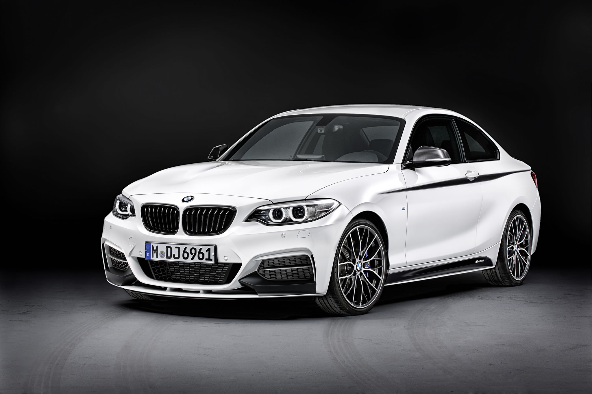 2014 BMW M235i Coupe M Performance Photos Specs and Review  RS