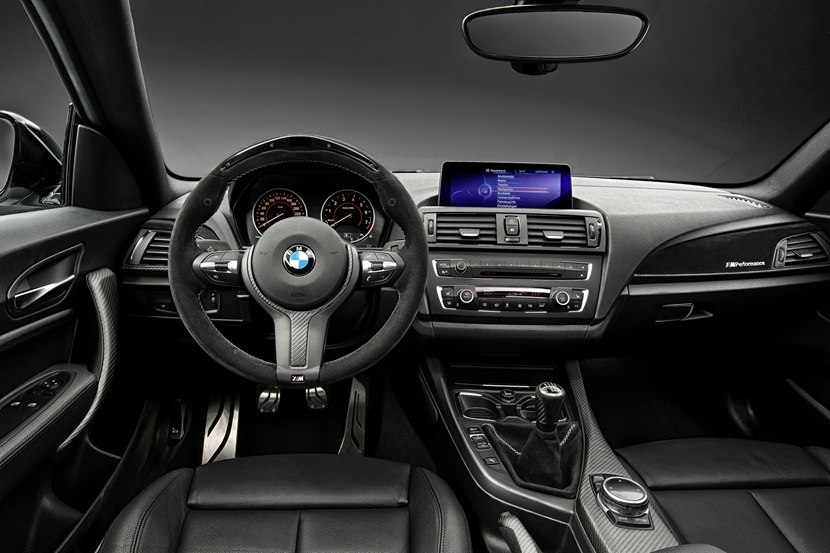 BMW Mi Coupe M Performance Interior Photo Dashboard - 2014 bmw m235i