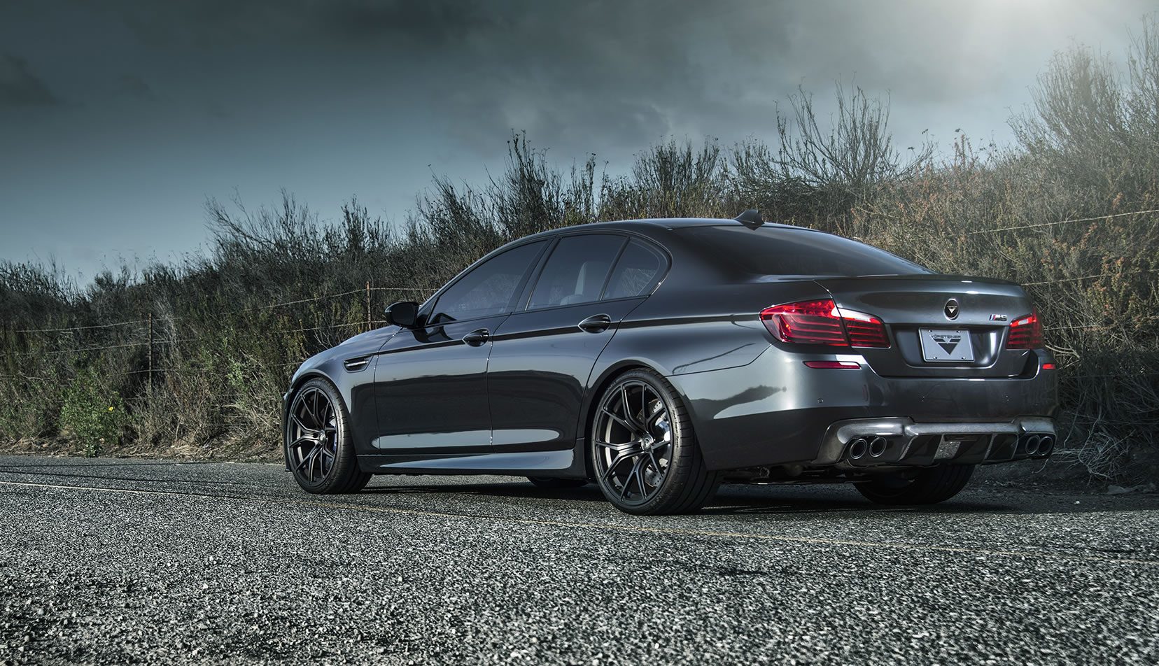 2014 BMW M5 by Vorsteiner Photos, Specs and Review - RS
