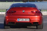 rear, sports exhaust system, Sakhir Orange Metallic color