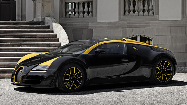 2014 Bugatti Veyron 16.4 Grand Sport Vitesse 1 of 1