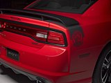 detail, Redline 3-Coat Pearl color, rear end, Super Bee