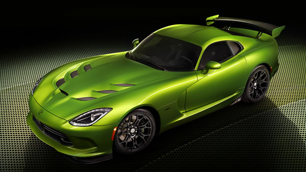 2014 Dodge SRT Viper GTS Photos, Specs and Review - RS