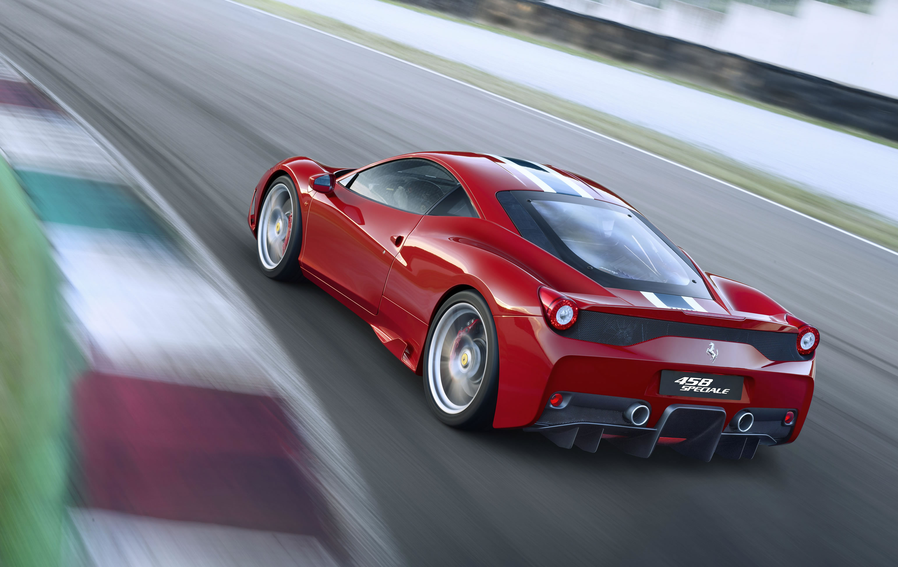 2014 ferrari 458 speciale photos specs and review rs the 458 speciale features front and rear movable aerodynamics which balance downforce and cut drag vanachro Image collections