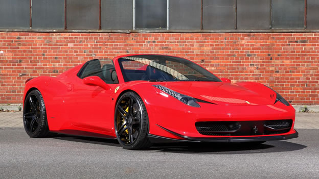 2014 Ferrari 458 Spider By Mec Design Photos Specs And Review Rs