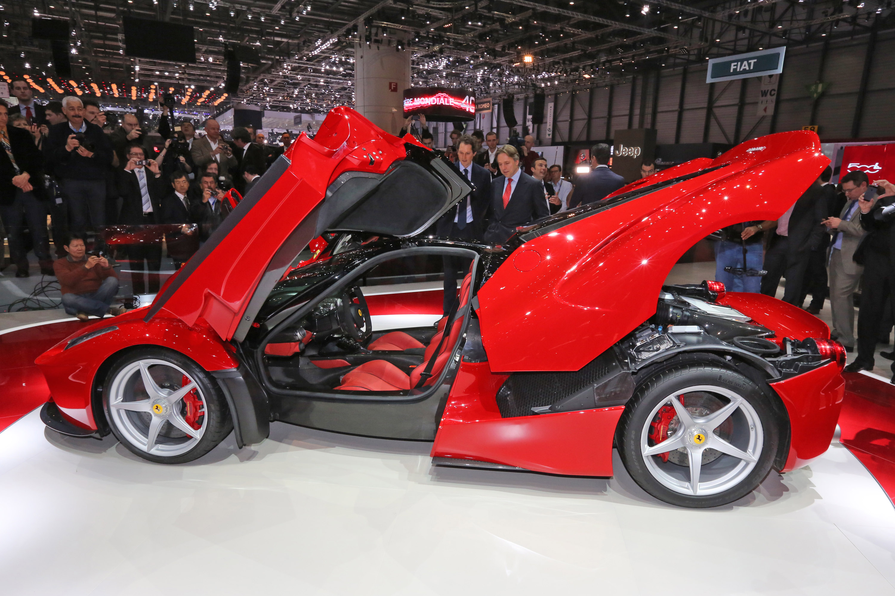 2014 Ferrari Laferrari Photos Specs And Review Rs