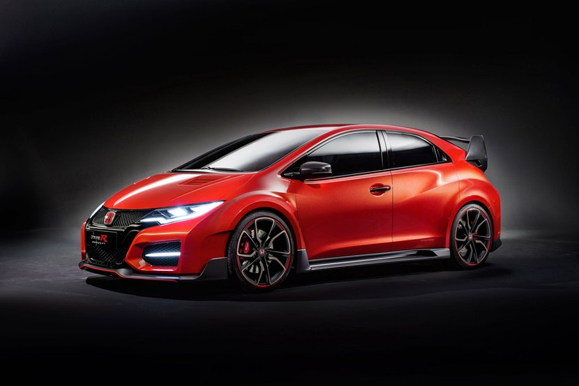 2014 Honda Civic Type R Concept Front Photo Size 2048 X 1367 Nr