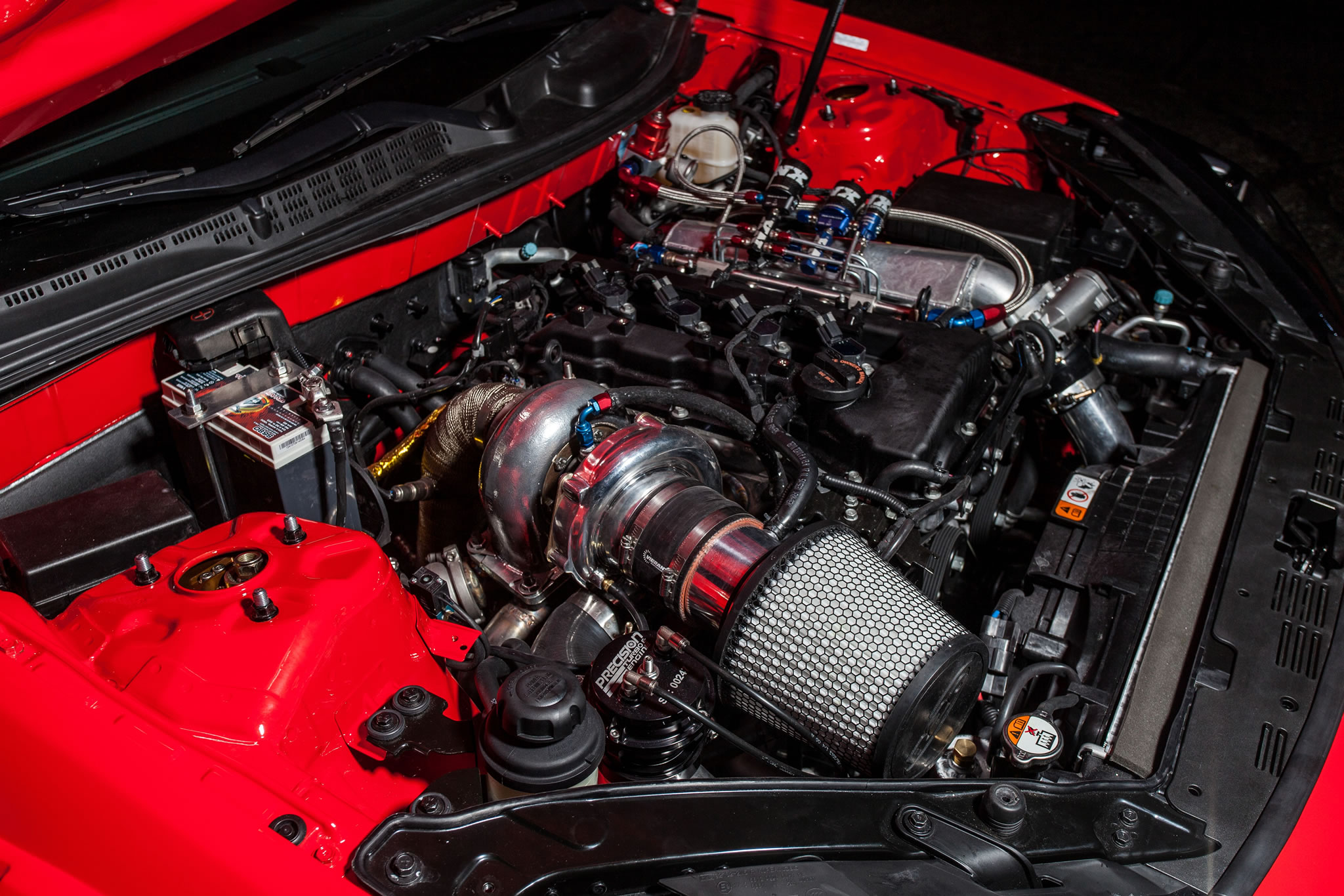 2014 hyundai genesis coupe by blood type racing engine photo 1 000 horsepower size 2048 x. Black Bedroom Furniture Sets. Home Design Ideas
